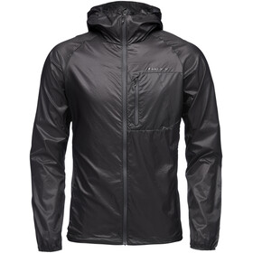 Black Diamond Distance Wind Shell Jas Heren, black